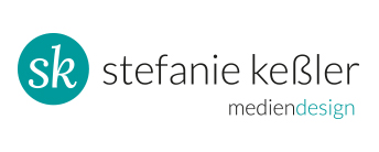 Logo: Stefanie Keßler - Konzeption und Mediendesign